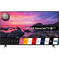 "55"" LG 55NANO906NA Smart 4K Ultra HD HDR LED TV with Google Assistant & Amazon Alexa"