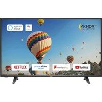 "40"" LOGIK L40UE20 Smart 4K Ultra HD HDR LED TV"