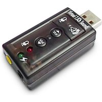 Dynamode Usb-sound7 7.1 Channel Usb Sound Card