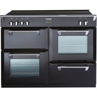 STOVES Richmond 1000Ei Electric Induction Range Cooker - Black, Black