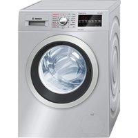 BOSCH WVG3046SGB Washer Dryer - Silver, Silver