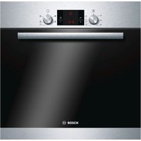 BOSCH HBA13B150B Electric Oven - Stainless Steel, Stainless Steel
