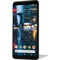 GOOGLE Pixel 2 XL - 64 GB, Just Black, Black