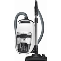 MIELE Blizzard CX1 Comfort PowerLine Cylinder Bagless Vacuum Cleaner - White, White