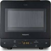 Hotpoint Mwh 1331 B Solo Microwave - Black, Black
