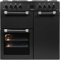 LEISURE CK90F530T 90 cm Dual Fuel Range Cooker - Anthracite, Anthracite