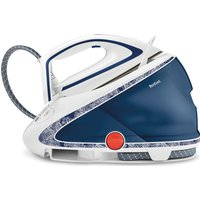 TEFAL Pro Express Ultimate GV9569 Steam Generator Iron - Blue and White, Blue