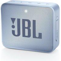 JBL GO2 Portable Bluetooth Speaker - Cyan, Cyan