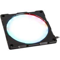 PHANTEKS Halos Lux RGB LED Fan Frame - 120 mm, Aluminium Black, Black