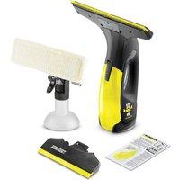 KARCHER WV Anniversary Edition Window Vacuum Cleaner - Black & Yellow, Black