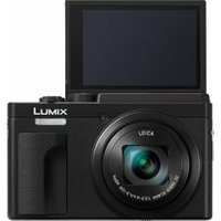 PANASONIC LUMIX DC-TZ95EB-K Superzoom Compact Camera - Black