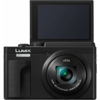 Panasonic LUMIX DC-TZ95EB-K Superzoom Compact Camera - Black, Black
