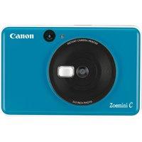 CANON Zoemini C Instant Camera - Blue, Blue