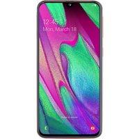 SAMSUNG Galaxy A40 - 64 GB, Coral, Coral