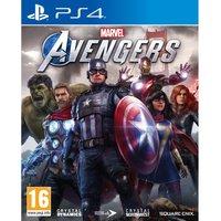 PS4 Marvel's Avengers, Black