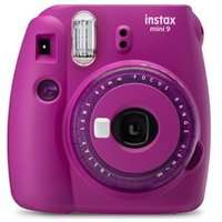 INSTAX mini 9 Instant Camera - Purple