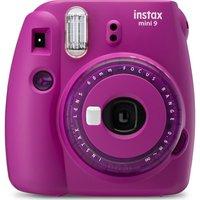 INSTAX mini 9 Instant Camera - Purple, Purple