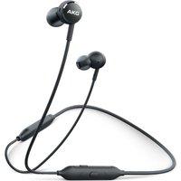 AKG Y100 Wireless Bluetooth Earphones - Black, Black