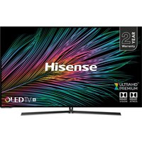 HISENSE H55O8BUK 55 Smart 4K Ultra HD HDR OLED TV
