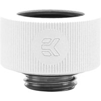 EK HDC Tube Fitting   16 mm  G1 4  White  White