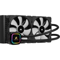 CORSAIR iCUE H115i XT Liquid 280 mm CPU Cooler   RGB LED