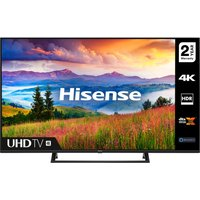 HISENSE 43A7300FTUK  Smart 4K Ultra HD HDR LED TV