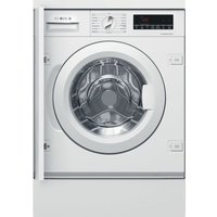 BOSCH Serie 8 WIW28501GB Integrated 8 kg 1400 Spin Washing Machine.