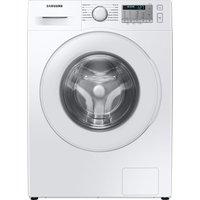 SAMSUNG ecobubble WW80TA046TH/EU 8 kg 1400 Spin Washing Machine - White, White.