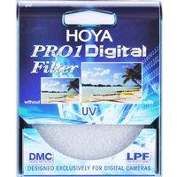 HOYA Pro-1 Digital UV Lens Filter - 55 mm, Black.