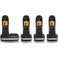Bt 7610 Cordless Phone With Answering Machine - Quad Handsets at Currys Electrical Store