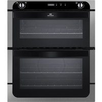 NEW WORLD  NW701DOP Electric Built under Double Oven   Stainless Steel  Stainless Steel
