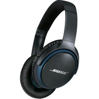 BOSE SoundLink II Wireless Bluetooth Headphones Black, Black