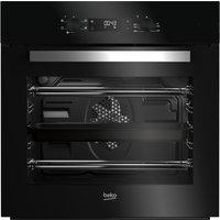 BEKO EcoSmart BIF22300B Electric Oven - Black, Black