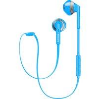 PHILIPS SHB5250BL Wireless Bluetooth Headphones - Blue, Blue