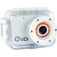 VIDI VDCK021 Action Camcorder - White, White