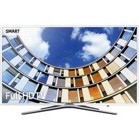 49 SAMSUNG UE49M5510 Smart LED TV - White, White