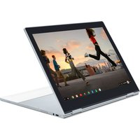 GOOGLE Pixelbook GA00122 12.3 2 in 1 Chromebook - Silver, Silver