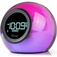 Click to view product details and reviews for Ihome Ibt29 Colour Changing Fm Bluetooth Clock Radio.