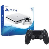 SONY PlayStation 4 Slim & Wireless Controller Bundle