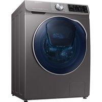 Samsung Wd90n645oox/eu Smart 9 Kg Washer Dryer - Graphite, Graphite