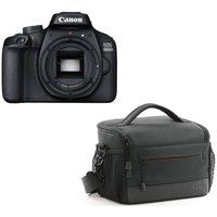 CANON EOS 4000D DSLR Camera & ES100 Bag Bundle