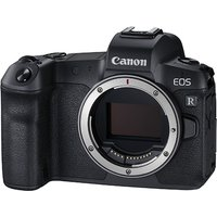 Eos R Mirrorless Camera With Mount Adapter