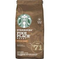 STARBUCKS Pike Place Roast Coffee Beans - 200 g, Chocolate
