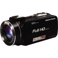 PRAKTICA Luxmedia Z150-BK Camcorder - Black, Black