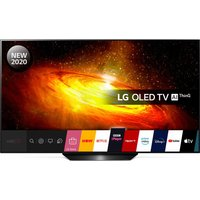 "55"" LG OLED55BX6LB Smart 4K Ultra HD HDR OLED TV with Google Assistant & Amazon Alexa"