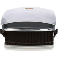 George Foreman 14181 Family Grill And Melt Health Grill - Silver, Silver