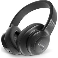 JBL E55BT Wireless Bluetooth Headphones - Black, Black