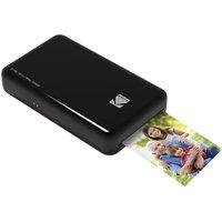 KODAK Mini 2 Instant Photo Printer - Black, Black