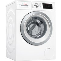 Bosch Serie 6 i-Dos WAT286H0GB Smart 9 kg 1400 Spin Washing Machine - White, White