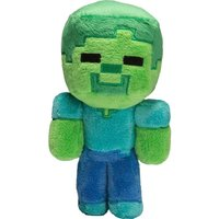 Minecraft Baby Zombie Plush Toy - 8.5, Green, Green